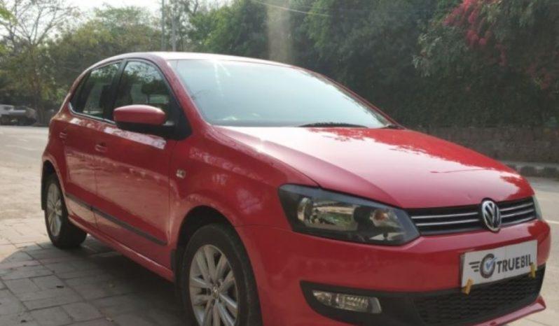 Used Volkswagen Volkswagen Polo 2013 full