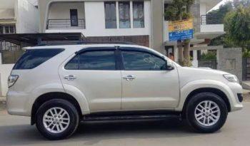 Used Toyota Toyota Fortuner 2012 full